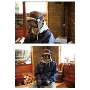 【ゆうパケット可能】 スノーボード 裏BOA耳付きワークキャップ  スキー  WORKCAP ウォッチキャップ  snj-141|emilu-young|09