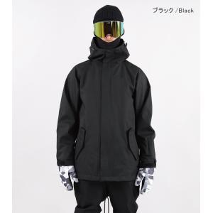 スノーボードウェア ジャケット アークロングジャケット メンズ レディース snj-181 emilu-young 03