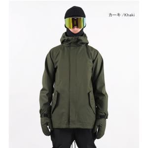 スノーボードウェア ジャケット アークロングジャケット メンズ レディース snj-181 emilu-young 04