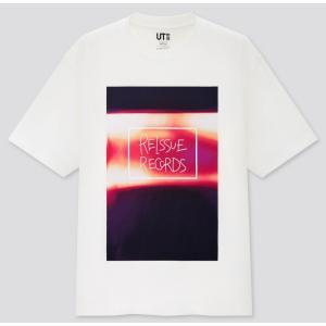 米津玄師 ユニクロ コラボUT Tシャツ ホワイト グラフィック リイシュー|emilysshop