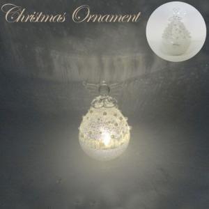 ガラスLEDエンジェル 41303【東洋石創 クリスマス特集】|emiook