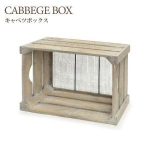 キャベツボックス(アンティークホワイト)  【azi-azi ディスプレイ ナチュラル雑貨】|emiook
