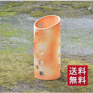 【送料無料】 オンリーワンクラブ 新 信楽のあかり 素焼き 7型(小)|emiook