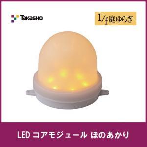 タカショー LEDコアモジュール ほのあかり HBE-H09W|emiook