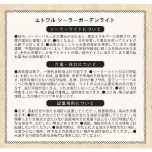 アニマルコンシェルジュ ソーラーガーデンライトキャット【KL-10340】【フェアリーライト】|emiook|04