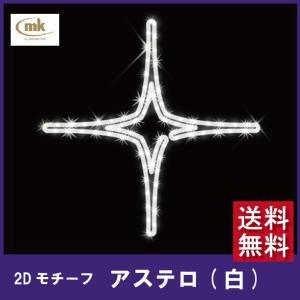 【送料無料】タカショー 2D MOTIFS アステロ 白色 emiook