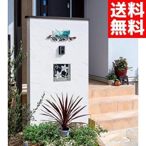 【送料無料】Only One 化粧 空洞 スクリーン ブロック シャインガラスブロック 銅製ブロック 花(小) マテリアル ファサード 【PA2-DB3T】|emiook