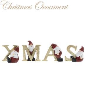 サンタオーナメメント XIY-024【クリスマス特集 紅石】|emiook