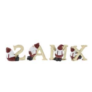 サンタオーナメメント XIY-024【クリスマス特集 紅石】|emiook|02