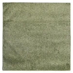 萩原 タフトラグ デタント(折り畳み) 約185X185cm 240611926 グリーン【140サイズ】|emon-shop