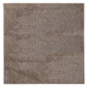 萩原 タフトラグ デタント(折り畳み) 約185X240cm 240611934 ブラウン【140サイズ】|emon-shop