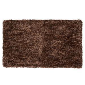 萩原 マイクロシャギーラグ カペリ 約130X190cm 270025038 ブラウン【180サイズ】|emon-shop