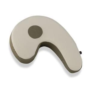 フランスベッド 横向き寝枕 スリープバンテージトラベル ブラウン 携帯用専用ケース付き 360144300【100サイズ】 emon-shop