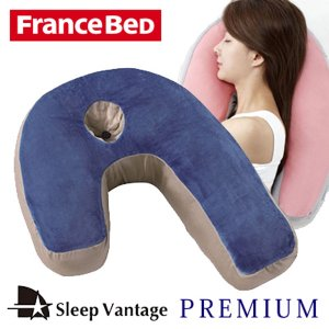 ■「スリープバンテージ」は、主な寝姿勢が横向き寝のかた向けに開発した枕です。■「スリープバンテージ」...