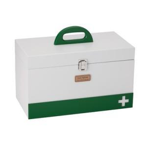 イシグロ 救急箱 ホワイト L 60058【100サイズ】 emon-shop