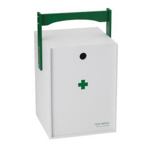 イシグロ 救急箱 おかもち型 ホワイト 60059【80サイズ】 emon-shop