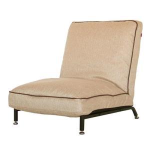 Harmonia ハルモニア スチールレッグソファ ベージュ 83-855 椅子 組立品 ヤマソロ【220サイズ】 emon-shop