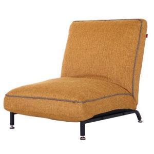 Harmonia ハルモニア スチールレッグソファ イエロー 83-856 椅子 組立品 ヤマソロ【220サイズ】|emon-shop