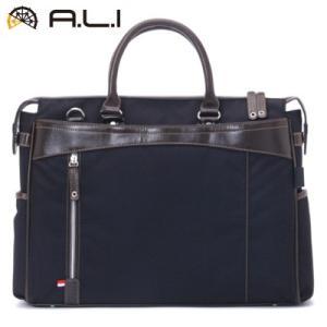 A.L.I ビジネスバッグ ビジネスカジュアル CORDURA AG-1402-BK ブラック【100サイズ】|emon-shop