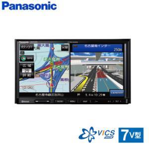 パナソニック カーナビ 7V型 8GB SSD ストラーダ Eシリーズ BLUETOOTH CN-E320D【80サイズ】|emon-shop