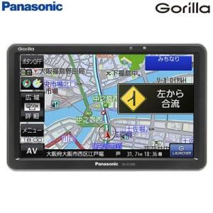 パナソニック カーナビ 7V型 16GB SSD ポータブルナビ ゴリラ Gorilla CN-G720D ワンセグ【100サイズ】|emon-shop