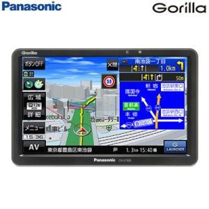 パナソニック カーナビ 7V型 16GB SSD ポータブルナビ ゴリラ Gorilla CN-G730D ワンセグ【60サイズ】|emon-shop