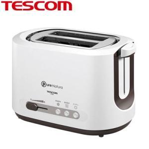 テスコム ポップアップトースター CT30-W ホワイト【100サイズ】|emon-shop