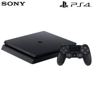 【新品】ソニー プレステ4 本体 500GB プレイステーション4 ジェット・ブラック CUH-2200AB01 PS4【120サイズ】|emon-shop