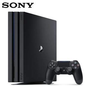 ソニー PS4 Pro 本体 プレステ4 Pro 1TB プレイステーション4 プロ CUH-7200BB01 ジェット・ブラック【120サイズ】|emon-shop
