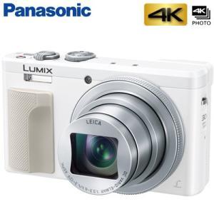 【即納】パナソニック デジタルカメラ コンパクトカメラ LUMIX ルミックス DMC-TZ85-W ホワイト【60サイズ】|emon-shop