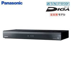 パナソニック ブルーレイディスクレコーダー おうちクラウドディーガ 全自動モデル 7チューナー 2T...
