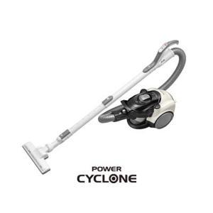 シャープ 掃除機 パワーサイクロン タービンヘッドタイプ EC-CT12-C ベージュ系 POWER CYCLONE SHARP【140サイズ】|emon-shop