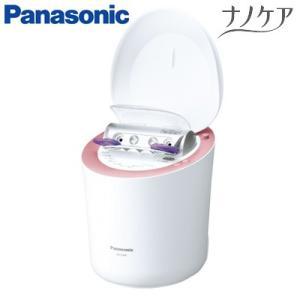 パナソニック スチーマー ナノケア W温冷エステ EH-SA99-P ピンク調【120サイズ】|emon-shop