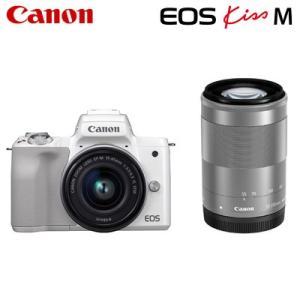 EOS Kiss初となるミラーレスカメラならではの、高精細なEVFと小型・軽量ボディーが魅力。映像エ...
