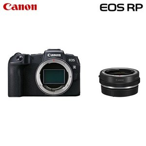 Canon キヤノン ミラーレス一眼カメラ EOS RP マウントアダプターキット EOSRP-BO...