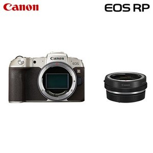 Canon キヤノン ミラーレス一眼カメラ EOS RP マウントアダプターSPキット EOSRPG...