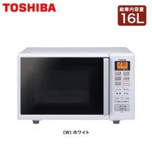 東芝 16L オーブンレンジ ER-R16-W ホワイト【140サイズ】 emon-shop