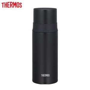 サーモス 水筒 0.35L ステンレスボトル FFM-351-MTBK マットブラック【60サイズ】|emon-shop