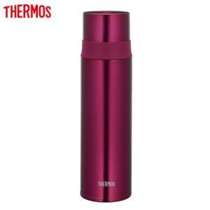 サーモス 水筒 0.5L ステンレスボトル FFM-501-BGD バーガンディ【60サイズ】|emon-shop