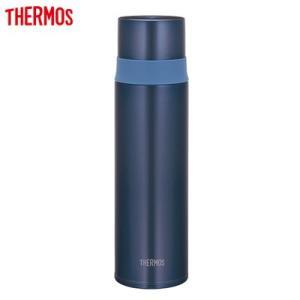 サーモス 水筒 0.5L ステンレスボトル FFM-501-MSB ミスティブルー【60サイズ】|emon-shop