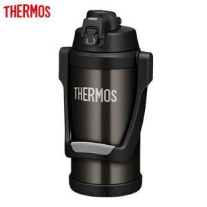 サーモス 水筒 2.0L 真空断熱スポーツジャグ FFV-2000-BKGY ブラックグレー【80サイズ】|emon-shop
