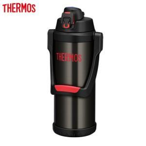サーモス 水筒 2.5L 真空断熱スポーツジャグ FFV-2500-BKR ブラックレッド【100サイズ】|emon-shop