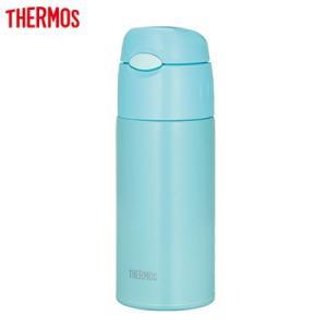 サーモス 水筒 0.4L 真空断熱ストローボトル FHL-401-P-G パステルグリーン【60サイズ】|emon-shop
