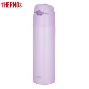 サーモス 水筒 0.55L 真空断熱ストローボトル FHL-551-LPL ライトパープル【60サイズ】 emon-shop