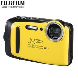 富士フイルム デジタルカメラ FinePix XP130 FX-XP130Y イエロー【60サイズ】|emon-shop