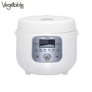 Vegetable 3.5合炊き マイコン式炊飯ジャー 炊飯器 GD-MJ3 ベジタブル【100サイズ】 emon-shop