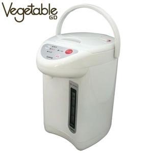 Vegetable 3L 電動給湯ポット GD-UP300 ベジタブル【100サイズ】 emon-shop