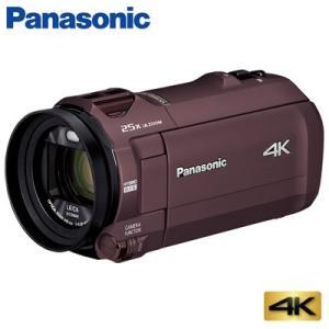 パナソニック デジタル 4K ビデオカメラ 64GB 4K AIR HC-VX992M-T カカオブラウン【60サイズ】|emon-shop