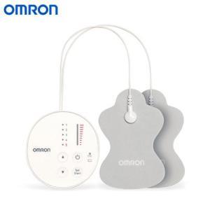 オムロン 低周波治療器 腕 肩 腰 足裏 ふくらはぎ HV-F013-W【60サイズ】|emon-shop