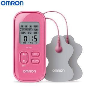 オムロン 全身用 低周波治療器 HV-F021-PK ピンク【60サイズ】|emon-shop